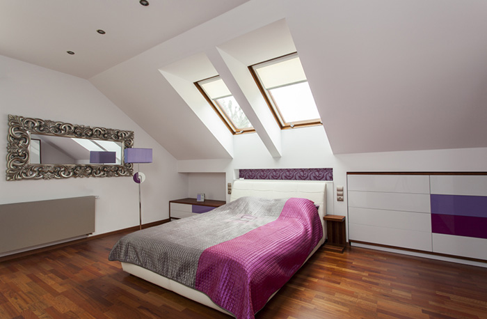 adult bedroom loft conversion