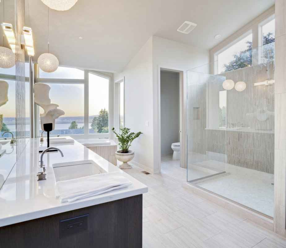 London and kent construction local builders complete - Amenagement petite salle de bain 4m2 ...