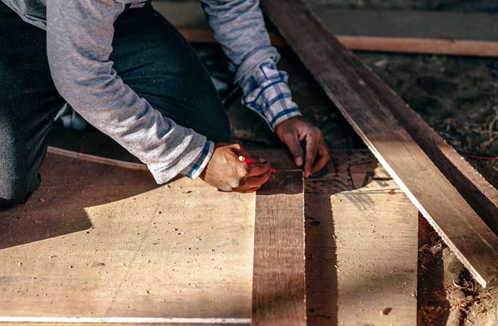 flooring carpentry