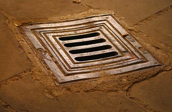 mancover drain