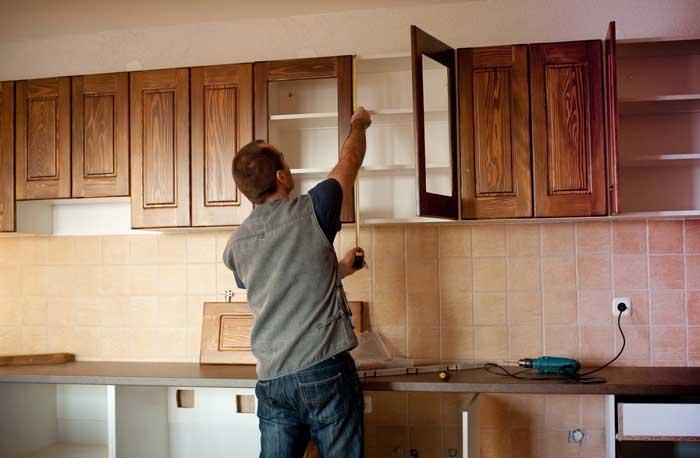 refurbishment kitchen